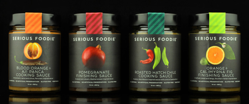 The Serious Foodie Gourmet Sauces Are Here!