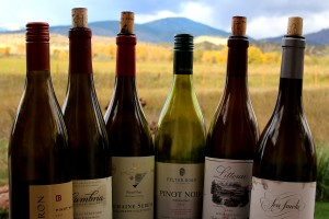 Pinot Noir – A Comparison of New World Styles