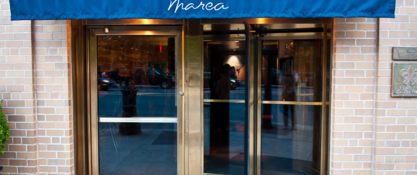 Marea: One of New York's Finest (And a Crudo Recipe)