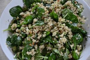 Quinoa Risotto – Technique and Recipes