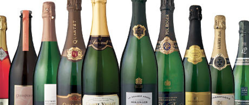 A Serious Foodie Holiday Gift Guide:  Sparkling Wines