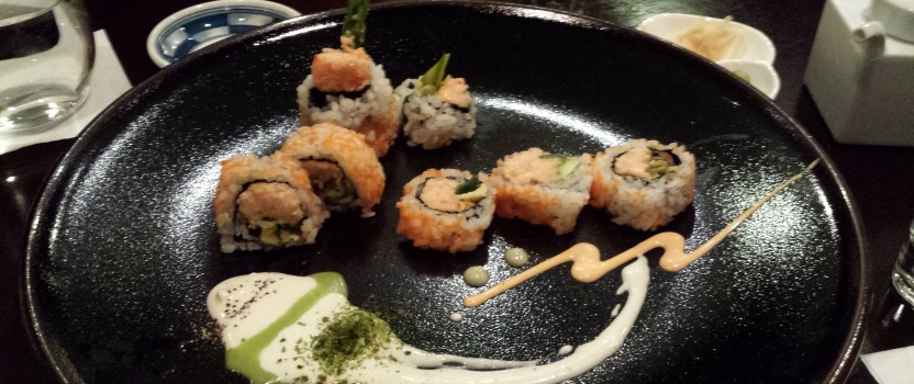 Sauces for Sushi – Inspiration from Vizen