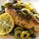 A New Take on Chicken with Lemon, Olives, and Capers