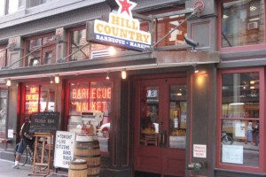 Hill Country Barbeque – Down Home Cooking in Downtown NYC