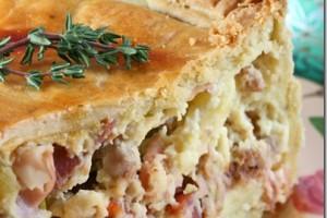 Italian Easter Pie – Torta Pasqualina alla Mickalene
