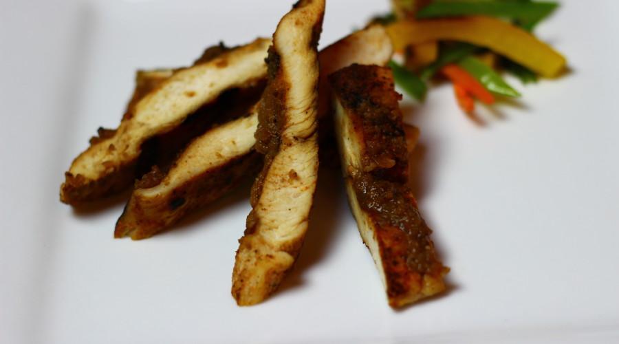 Simple & Elegant: Chicken with Pomegranate Glaze