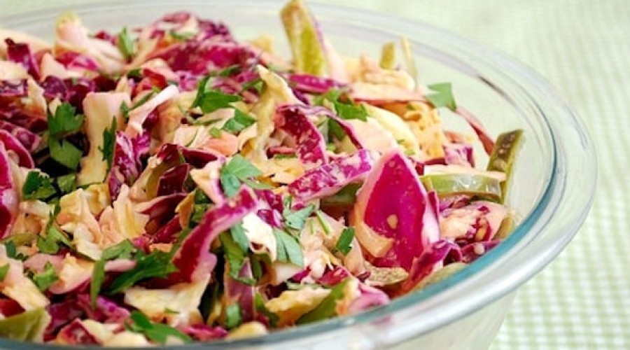 Slaw Is Not Just Cabbage