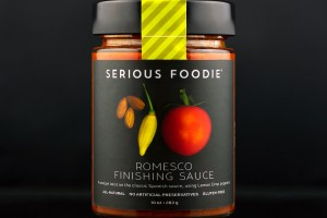 Introducing the Romesco Finishing Sauce!