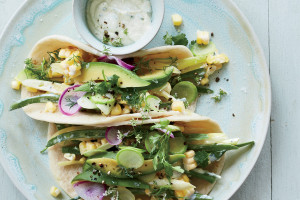 Veggie Tacos – with a Serious Foodie Twist